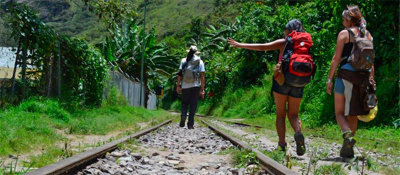 Caminanta Hidroelectrica - Machu Picchu